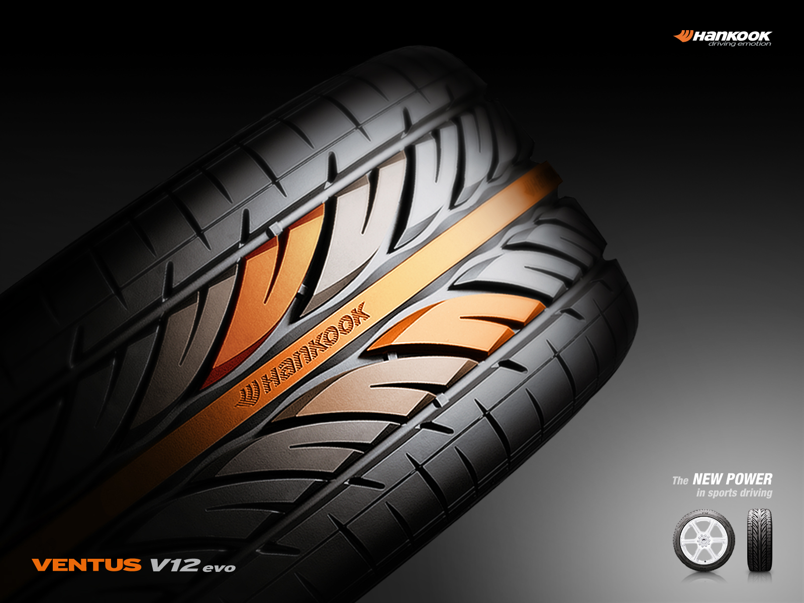 Hankook Ventus V12 Evo2 >> Hankook Tyres - Singapore | Media